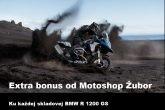 Extra Bonus na skladové R 1200 GS