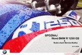 Spoznaj Nové BMW R1250GS