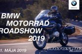 Roadshow BMW Motorrad Slovensko 2019   Kamión plný motocyklov
