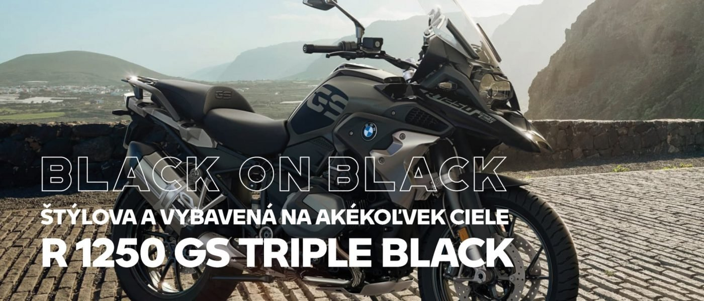 BMW 2021_R1250GS Triple Black