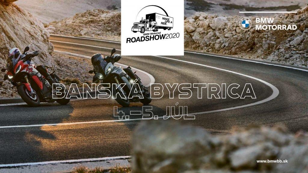 bmw road show