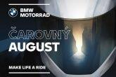 Čarovný august v BMW Motorrad Banská Bystrica